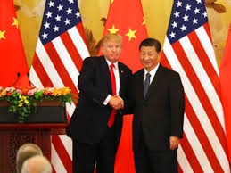 donald trump wraps up talks with xi jinping signs 250 bn worth