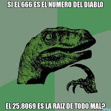 Memes Del Diablo - philosoraptor meme win