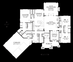 pictures of house designs and floor plans mascord house plan 1248 the ripley