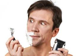 electric shaver is better than a razor for in grown hair wet shaving vs electric shaving which is better male groomings