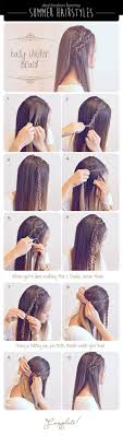 easy hairstyles for waitress s best 25 easy braided hairstyles ideas on pinterest braids easy