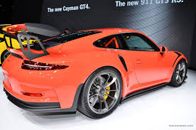 orange porsche 911 gt3 rs porsche 911 gt3 rs live geneva 2015 11 images 2015 geneva motor