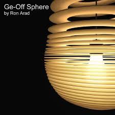 Sphere Pendant Light Ge Off Sphere Pendant Light 3d Model Cgtrader