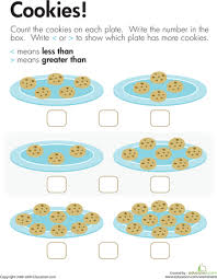 greater than less than learning resources worksheets and numbers