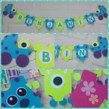 Monsters Inc Baby Room Decor