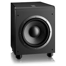 amplifier for home theater subwoofer amazon com jbl es250pbk high performance 12 inch powered