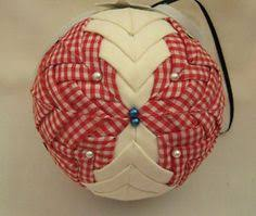 quilted ornament braided plus por christmasornament