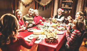 family christmas happy mondays christmas is about the family and goodwill to all