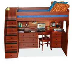 Full Loft Bed With Desk Plans Free by Desk Bunk Bed Desk Plans Free Loft Bunk Bed Desk Combo Loft Desk