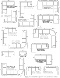 Floor Plan Couch by California Sofa Transitional 210