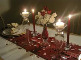 Table For Two by Decorating Romantic Dinner Table For That Special Dinner For Two