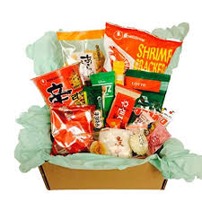 food care packages classic asian snack box 20 count college care package office