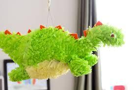 dinosaur pinata diy dinosaur pinata birthday party ideas