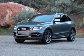 Audi Q5 8r Tdi Review - 2014 audi sq5 first drive review