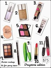 taylor pie beauty starter makeup kit for young s edition only 75 this kit is also