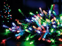 premier decorations led light chain for indoor and outdoor use