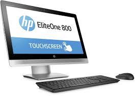 ordinateur de bureau tout en un hp ordinateur hp aio eliteone 800 g2