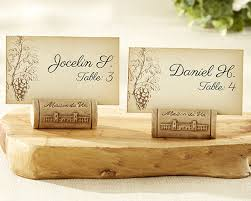 themed place cards wine cork place card holder wine theme favors and decor kate aspen