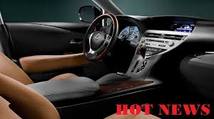 lexus rc interior 2017 news 2017 lexus rx interior exterior youtube