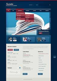 drupal different templates for different pages colleges universities drupal website template themes free