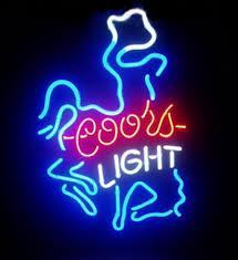 coors light bar sign neon signs for sale gameroomantiques com las vegas pinterest