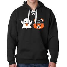 ghost bear hockey hoody