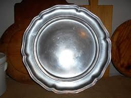 pewter serving platter wilton colombia armetale 14 serving platter pewter