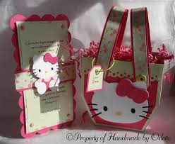 Hello Kitty Invitation Card Maker Free Hello Kitty Invitation U2026