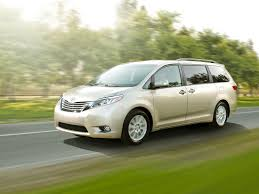 Toyota Sienna 2015 Specs New 2017 Toyota Sienna Price Photos Reviews Safety Ratings