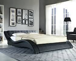 King Bed Frame For Sale Metal Bed Frames Double Baxton Studio Hillary Modern And