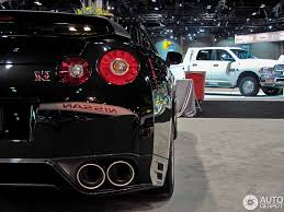 nissan gtr black edition white motor show 2013 nissan gt r track edition 2014
