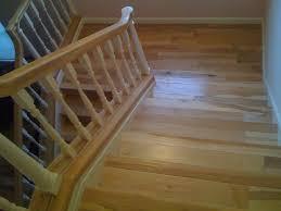stair tread and riser kit ideas maple stair treads design