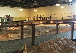 dinosaur track museum st george