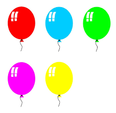 balloons free stock photo colored balloons 297