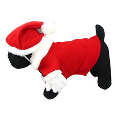 santa claus suit alfie couture designer pet apparel christmas santa claus suit costume