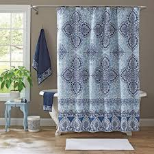 Large Shower Curtain Rings Bathroom Magnificent Colorful Plastic Shower Curtains Colored
