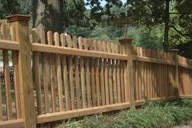 custom cedar fence u0026 gate designs allied fence