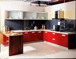 Modern Kitchen Set Simple Kitchen Designs Zamp Co
