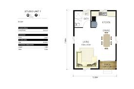 Studio Plan by Apartment Builders Fiji Floor Plans 1 Bedroom 2 Bedroom