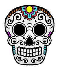 free printable design your own sugar skull activity for day of
