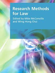 book legal research method qualitative research quantitative