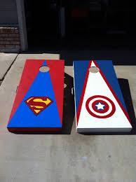 New Backyard Games by Two New Boards I Just Finished I Know I Know Ones