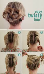 diy hairstyles in 5 minutes 18 cute and easy hairstyles that can be done in 10 minutes style