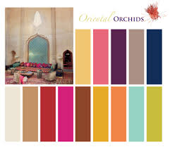 Exotic Colors by Oriental Orchids Skillshare Projects