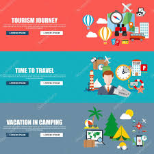 travel companies images Flat design modern vector illustration concept for business travel jpg