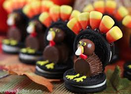 diy edible thanksgiving turkey table decorationsliving rich with
