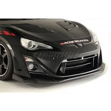 subaru scion price scion frs varis front bumper arising ii frp price bulletproof