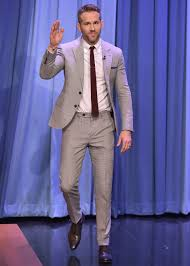 what color shirt with light grey suit ryan reynolds s 11 best double take photos gq