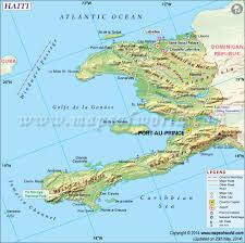 North America Forest Map by Haiti Map Map Of Haiti