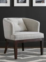 White Leather Accent Chair Magnificent Small Occasional Chair Small Leather Accent Chairs